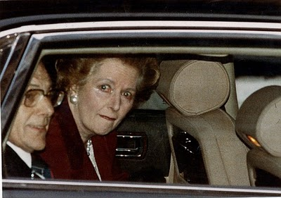 Killing Margaret Thatchertwice